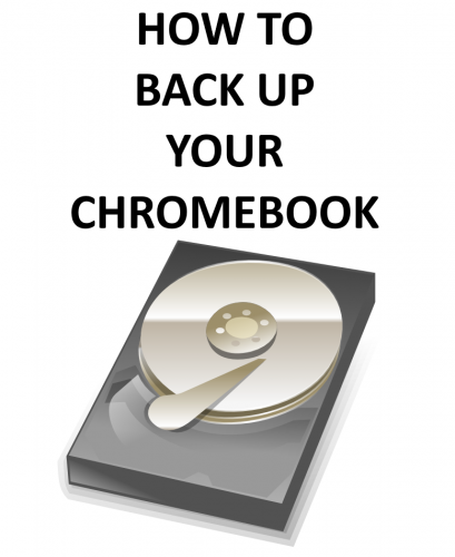 How to back up a Chromeobok.