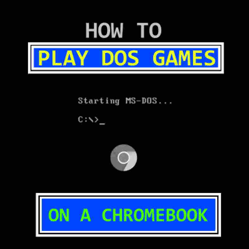 How to get DOSBox on Chromebook.