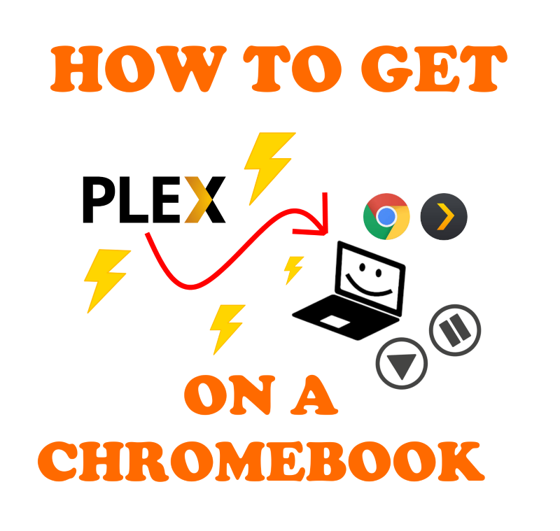 How to get Plex on Chromebook.