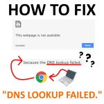 "How to Fix ""DNS Lookup Failed"" (And DHCP) Errors on Chromebook"