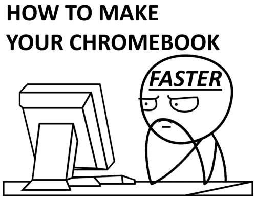 Learn how to make your Chromebook faster with these tips and tricks..