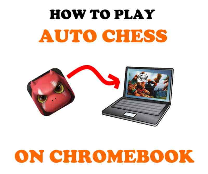 How to play Auto Chess on Chromebook.