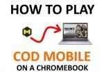 CoD Mobile on Chromebook: Get Frags (Tutorial) - 2021
