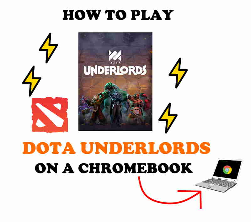 How to download Dota Underlords on Chromebook.