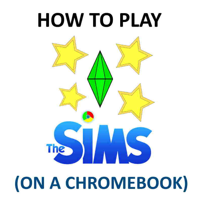 How to play The Sims on a Chromebook.