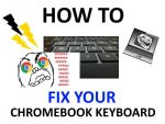 How to Fix a Chromebook Keyboard That's Not Working (Reset)