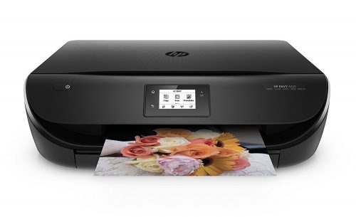 HP Envy 4520 best photo printer for Chromebook.