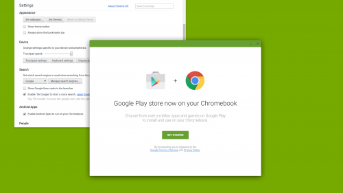 Getting Google Play on a Chromebook Is Confirmed (But Not for All Devices)