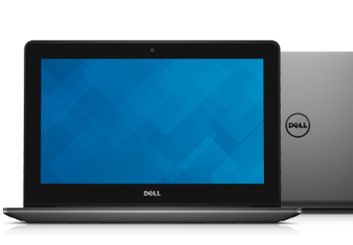 The Dell 11 has a waterproof keyboard to route water away from the internal components.