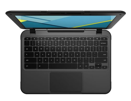 The Lenovo N22 is one of the most durable touchscreen Chromebooks you can buy.
