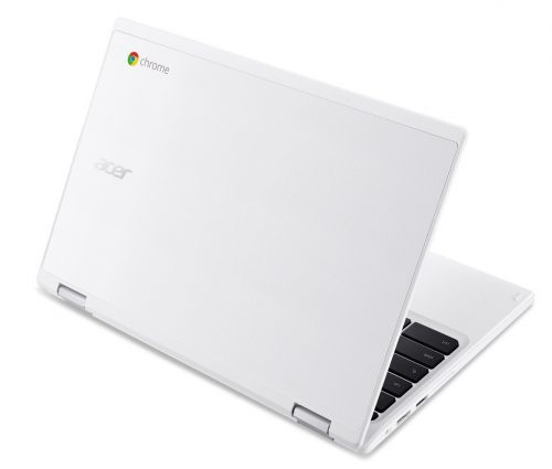 "Find the Chromebook that ""fits"" your needs. Heh."