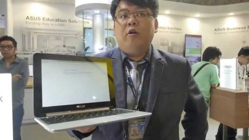 Chromebook sales beat Apple.
