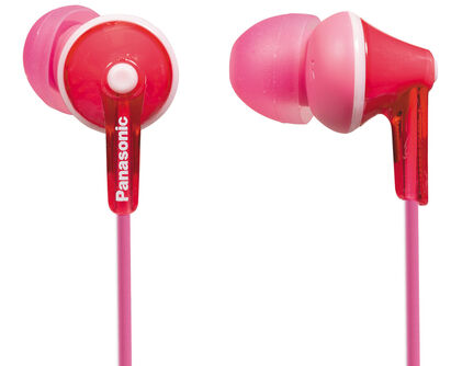 Chromebook compatible earbuds from Panasonic.