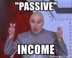 How to make passive income with a Chromebook. Dr. Evil meme.