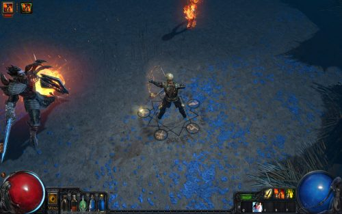 Enable Developer Mode Chromebook to install Path of Exile