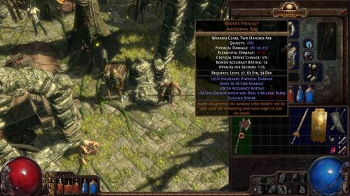 Play Path of Exile on Linux