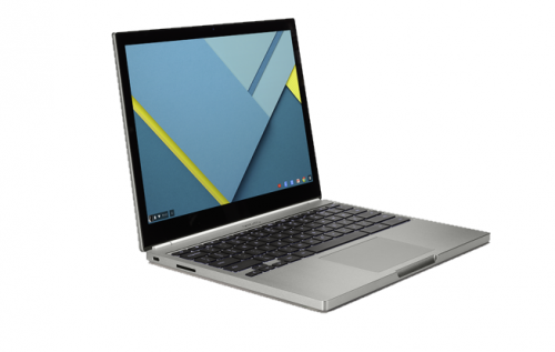 2015 Chromebook Pixel is a powerful laptop with a backlit keyboard.