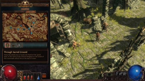 Get Linux to play Path of Exile on Chrome OS
