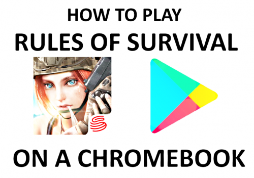 Play RoS on Chromebook