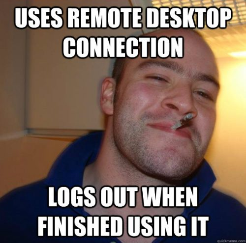Remote desktop extensions Chrome OS.