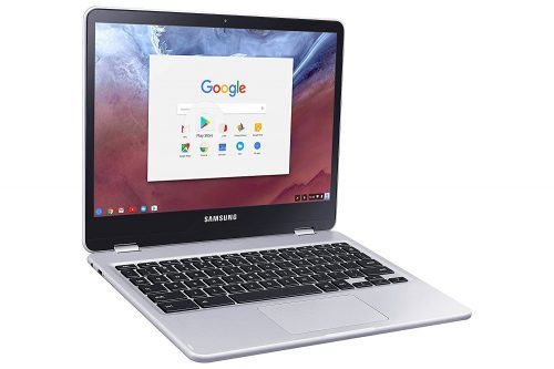 Samsung Plus Chromebook doesn't run Android apps well.