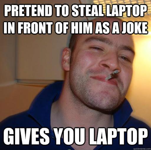 Stolen Chromebook meme.