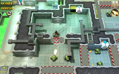 Tank Riders is a tank shooter for Chromebooks that runs offline.