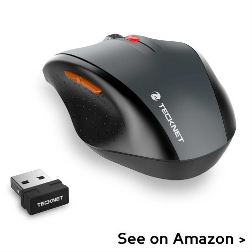 TeckNet offers an awesome gaming mouse for Chromebooks.