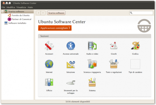 Get Ubuntu Software Center in order to install League of Legends on Chromebook.