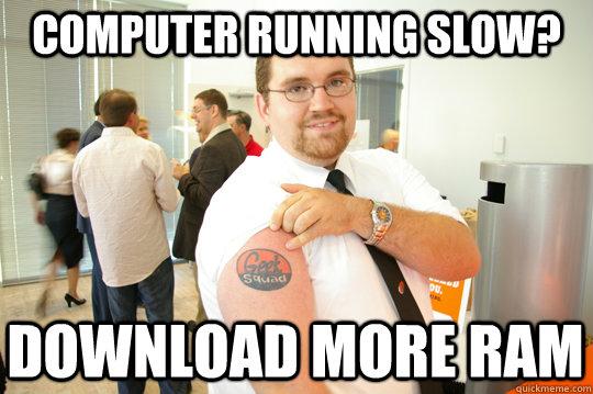 Add more RAM to Chromebook.