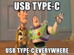 USB Type C Chromebooks.