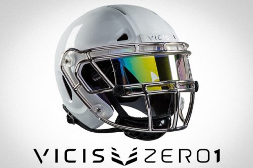 A football helmet that can absorb the most powerful concussions is here