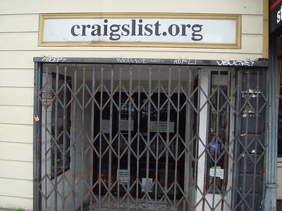 Craigslist main office.