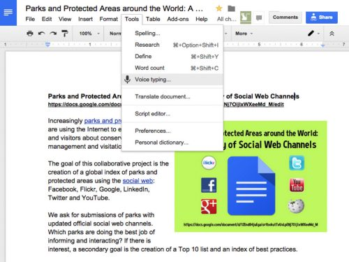 Google Docs is a Microsoft Word alternative for Chromebooks.