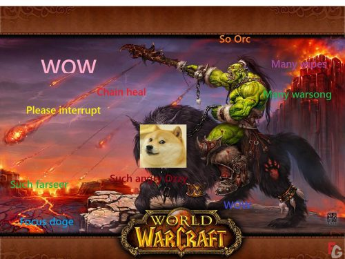 Use Linux to play WoW.